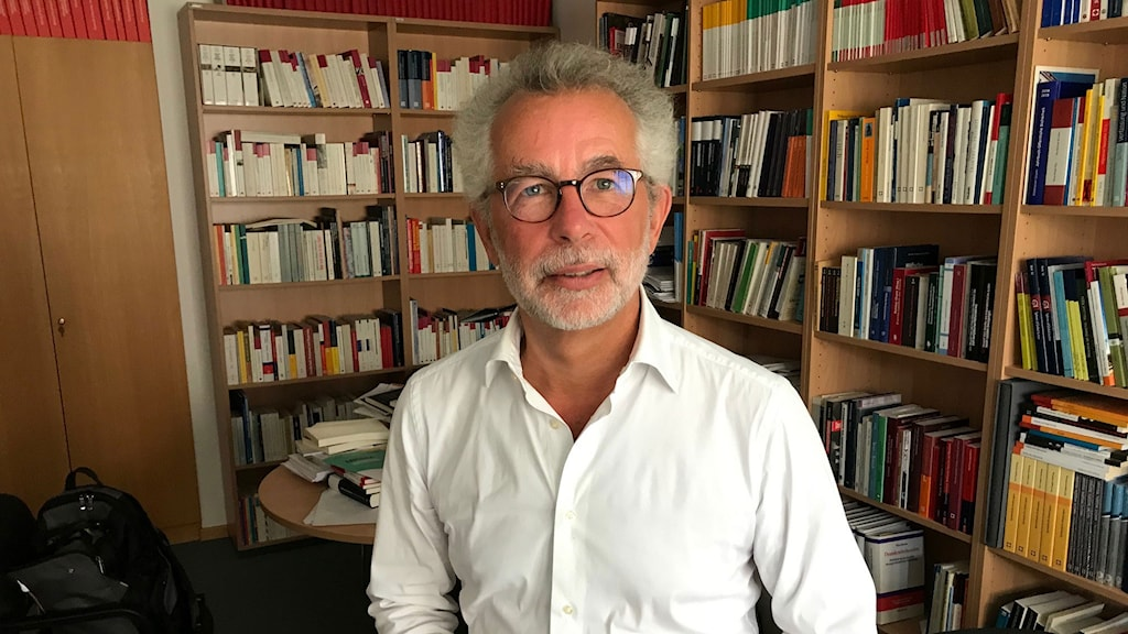 Hans Vorländer, professor i statsvetenskap i Dresden.