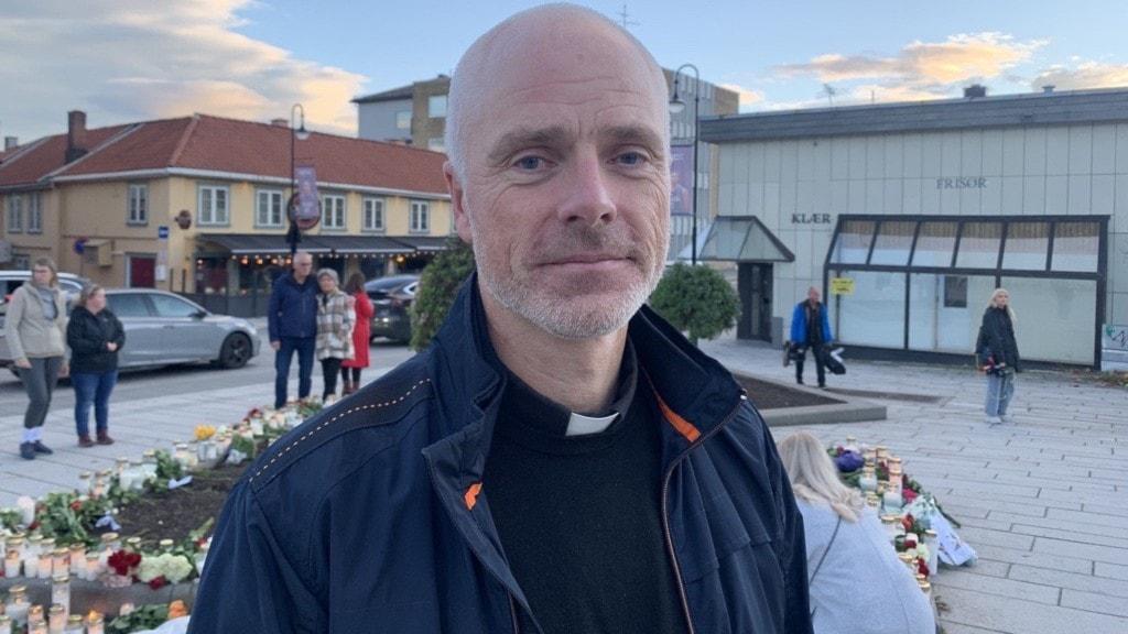 Prästen Reidar Åsby