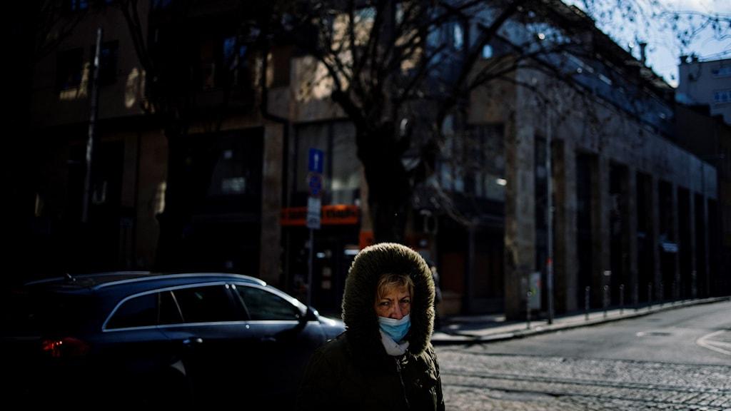 Bulgarien hårt drabbat av covid