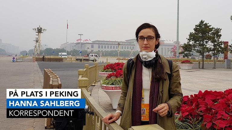 Hanna Sahlberg Peking