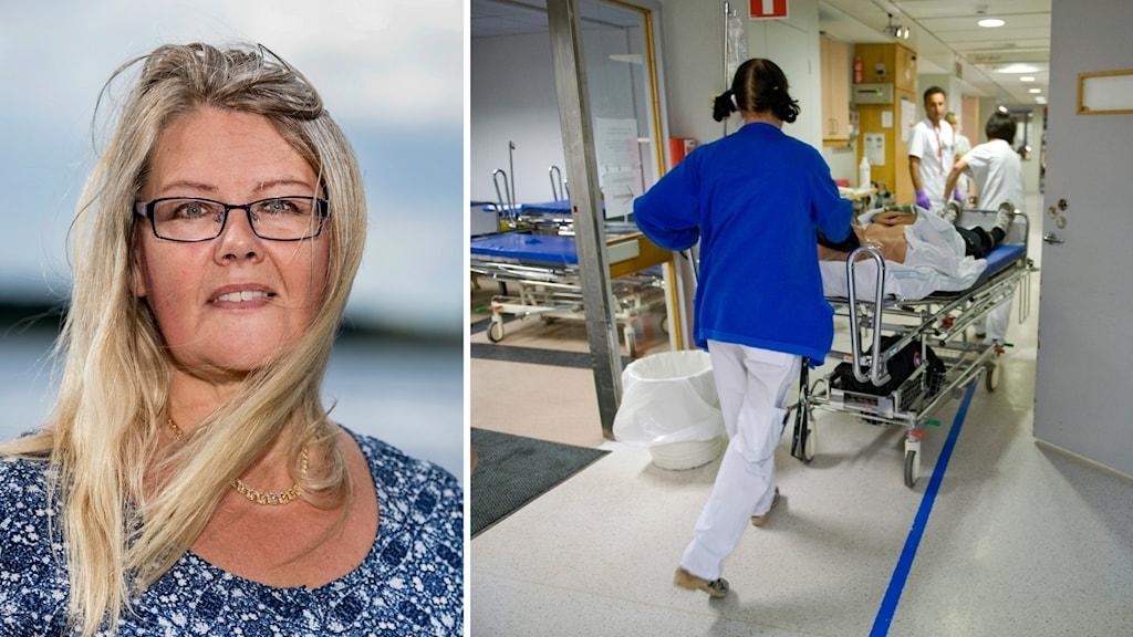 SKL:s chefsekonom Annika Wallenskog.