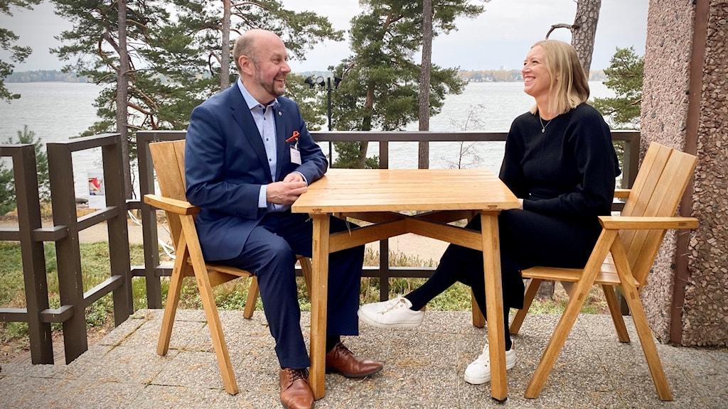 Markus Lassheikki Anna Nyman