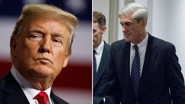 Den senaste veckan har Donald Trumps angrepp på den särskilde utredaren Robert Mueller blivit allt intensivare.
