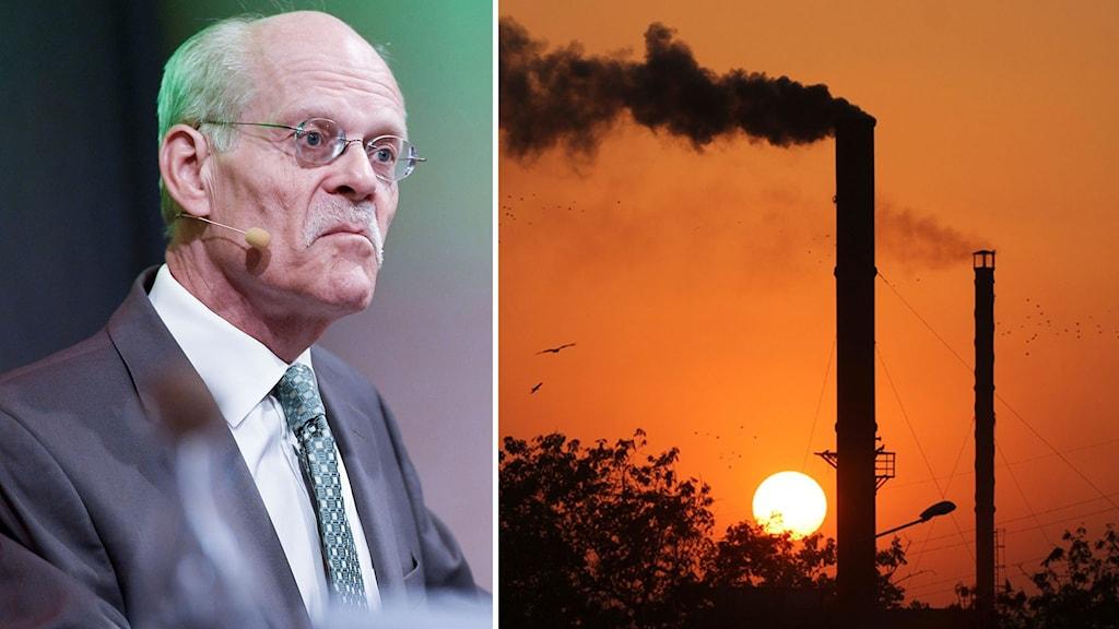 Riksbanken lägger allt större fokus på klimatrisker