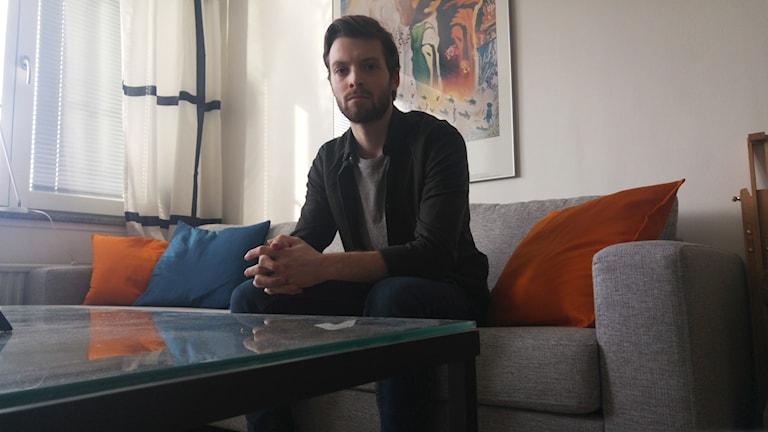 24-åriga Fredrik Abele
