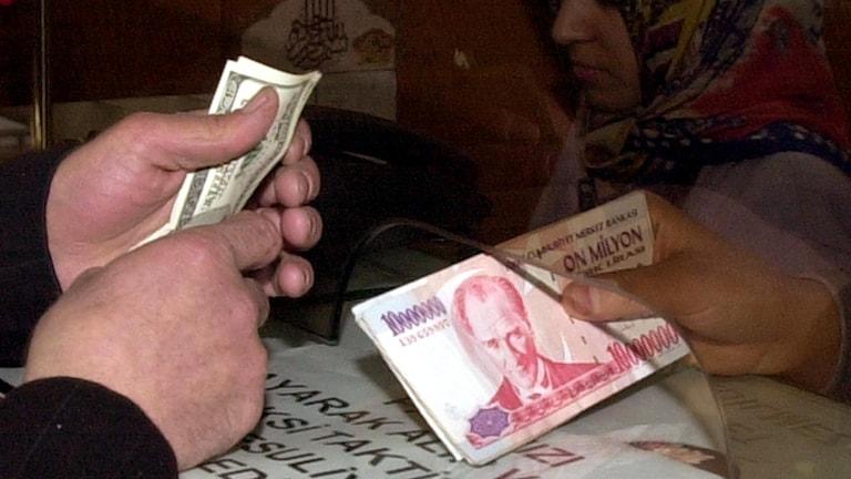 Ekonomi Turkiet.