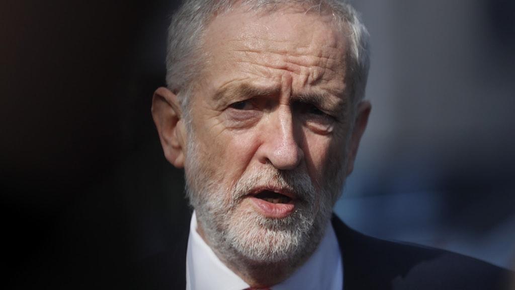 Förre Labourledaren Jeremy Cobyn