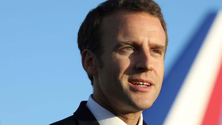 Emmanuel Macron har nu suttit ett år på posten som Frankrikes president.