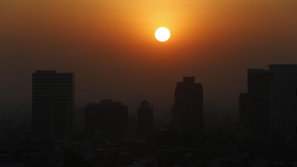 Luftföroreningar.