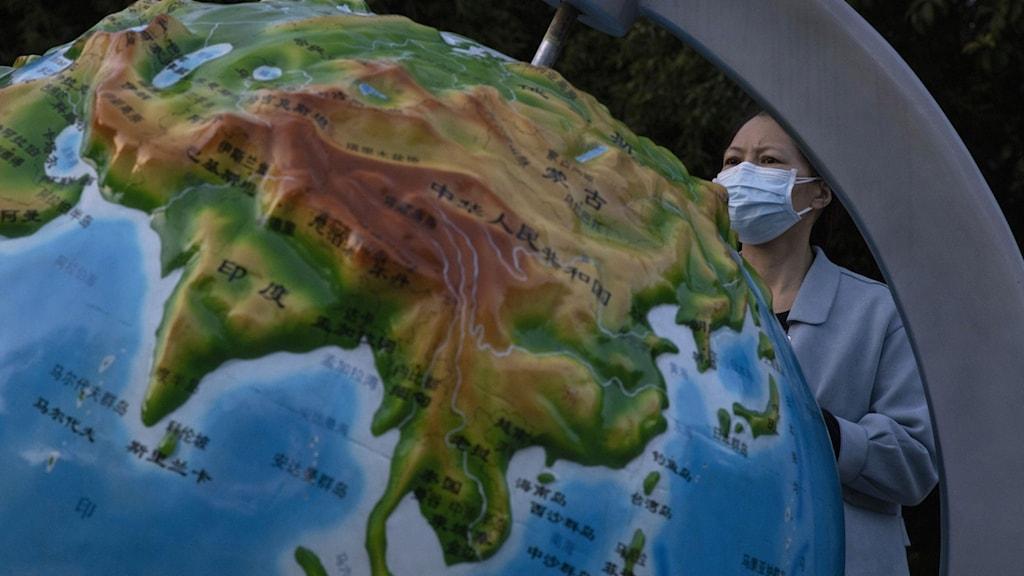 Coronaviruset  slår hårt mot Kinas ekonomi