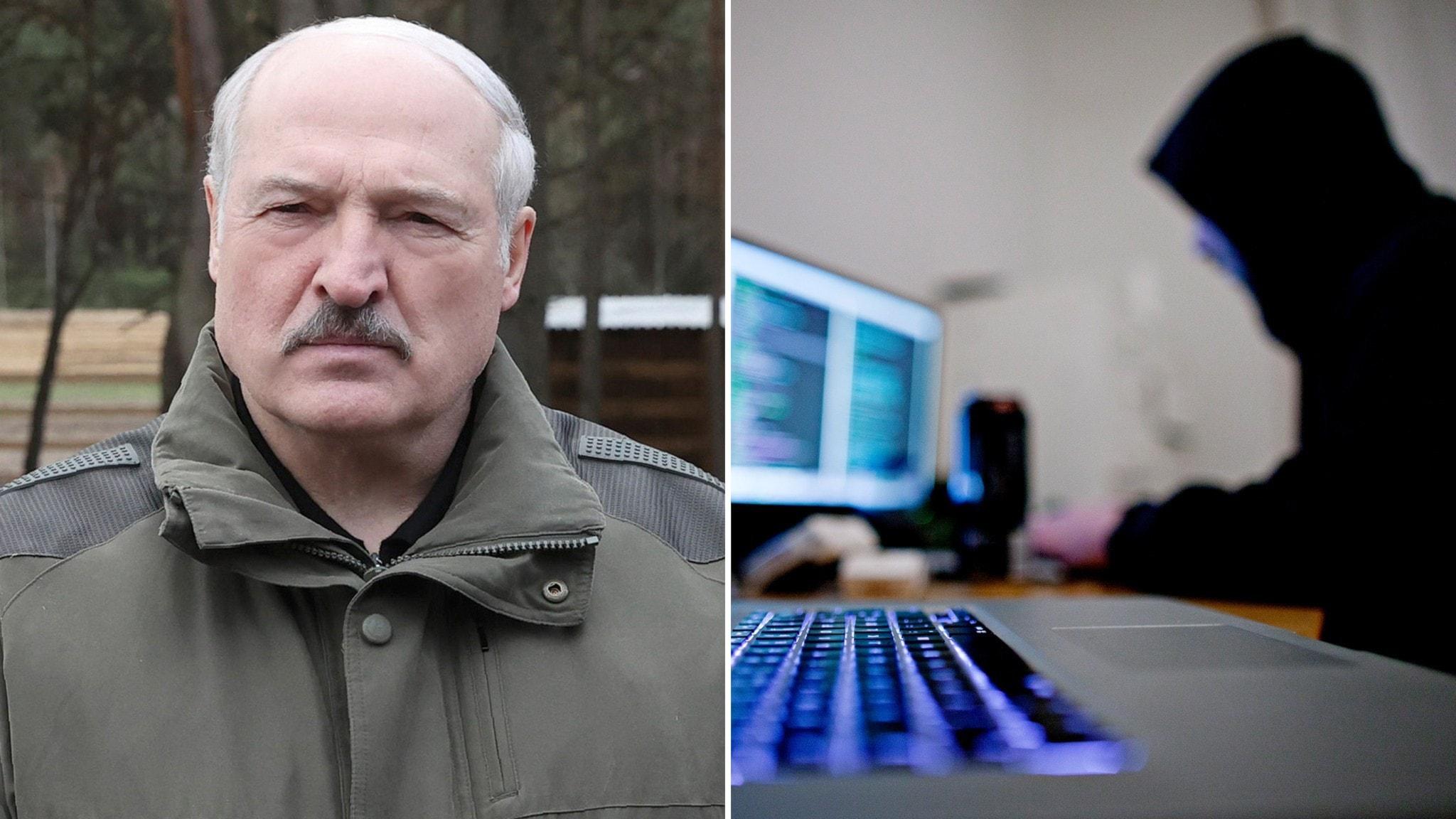 Hackergrupp hävdar att den stulit uppgifter om belarusisk säkerhetstjänst