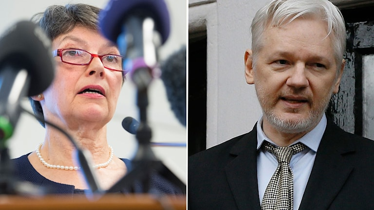 Marianne Ny is the prosecutor in the Julian Assange case.