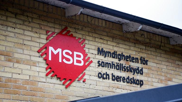 Myndigheten för samhällskydd och beredskap.