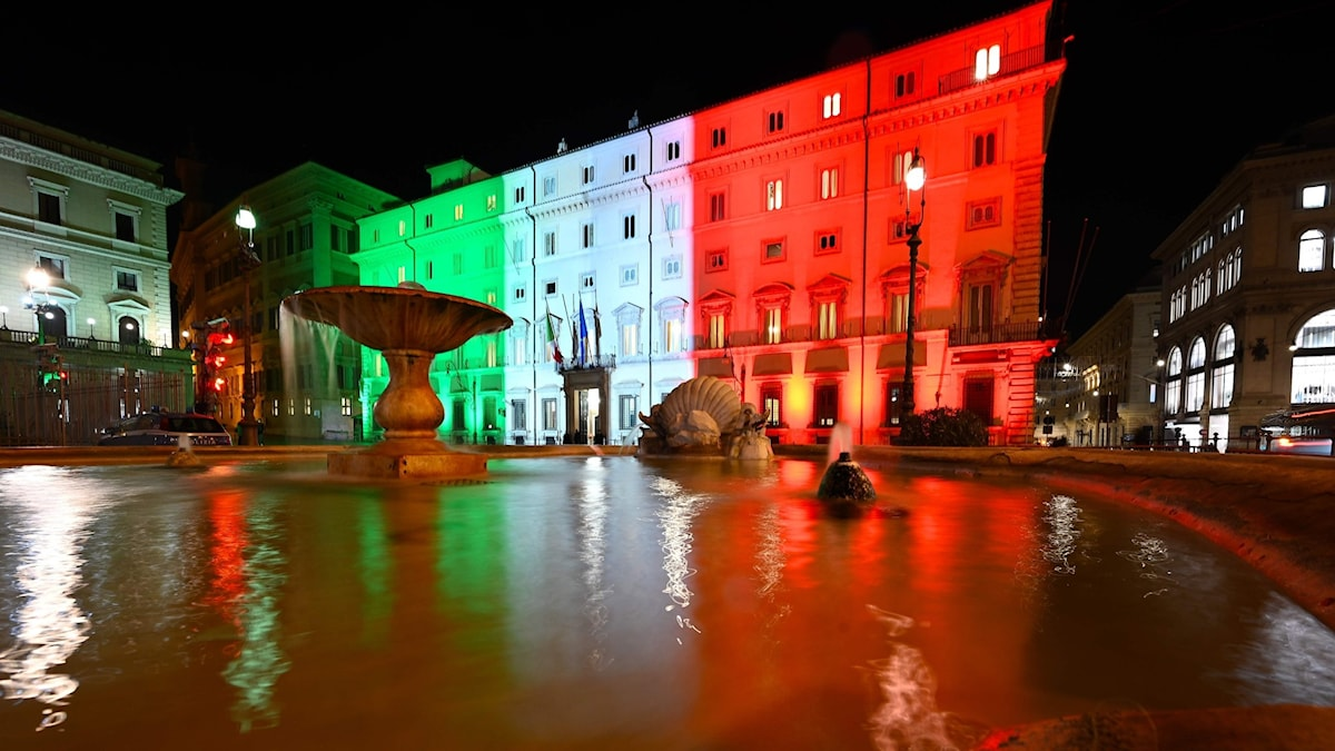 Rom Italien Chigi