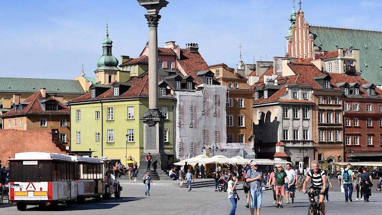Warszawa Polen
