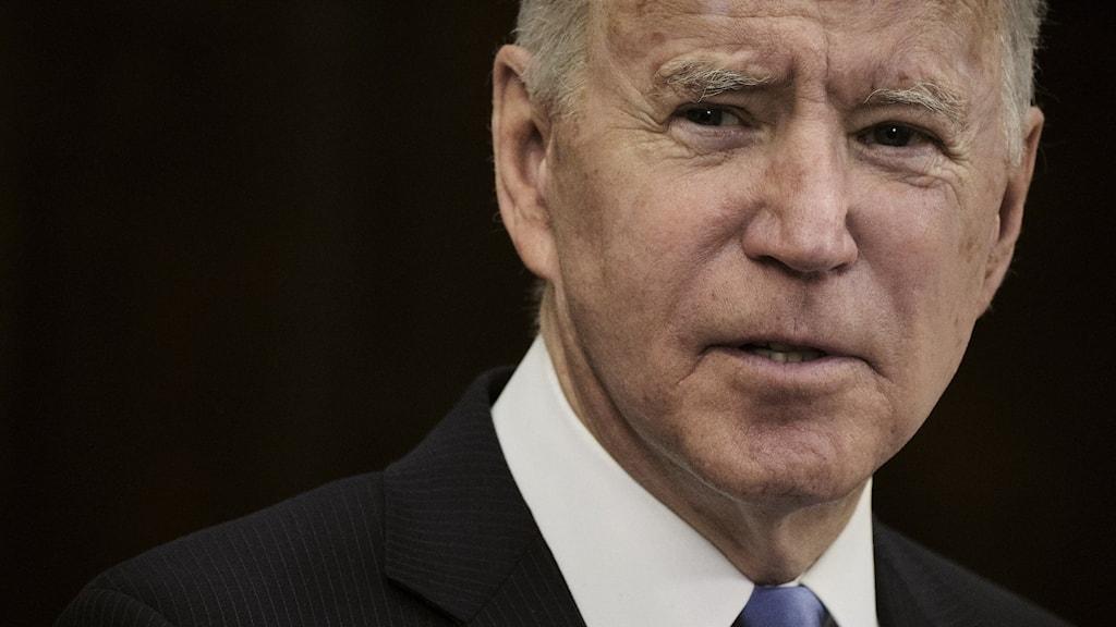 Joe Biden porträttbild