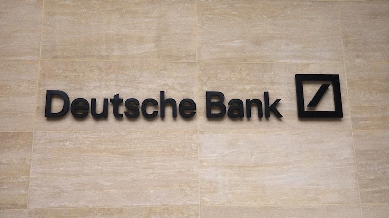 Husrannsakan på Deutsche Banks kontor i Tyskland