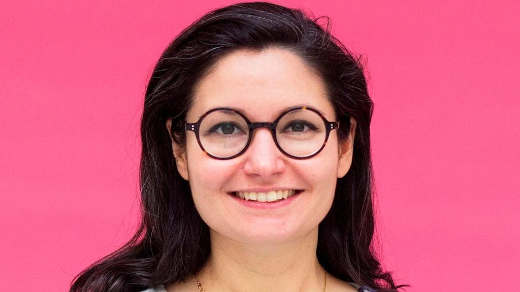 Gita Nabavi från Stockholm har valts till ny partiledare för Feministiskt initiativ