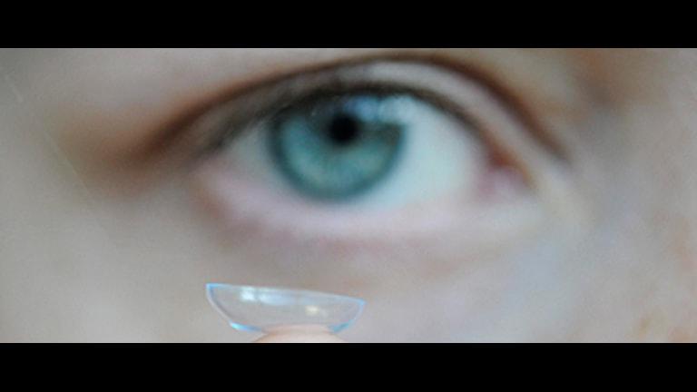 Fler får skador av sina kontaktlinser - Nyheter (Ekot)  b18851820c72c