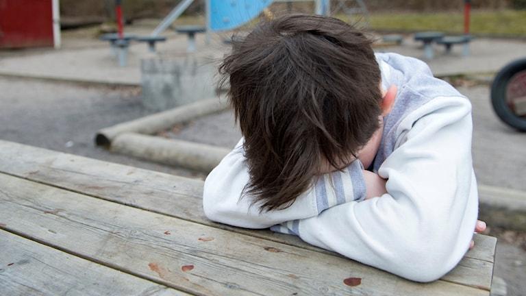 Barn ledsen bris BRIS genre