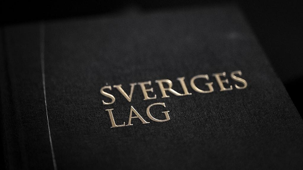Svensk lagbok