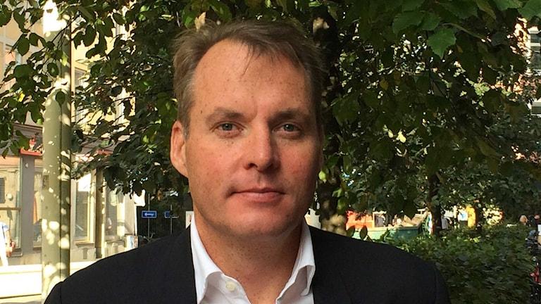 Peter Munck, vd Sveriges Företagshälsor.