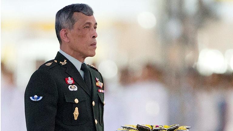 Thailands nya kung Vajiralongkorn