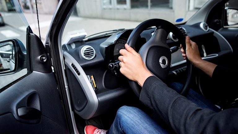 Utredningen föreslår också att tillgången på bilpooler ska öka.