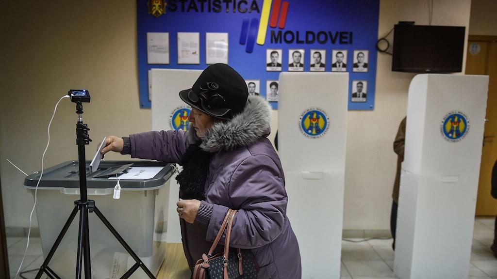 Val i Moldavien