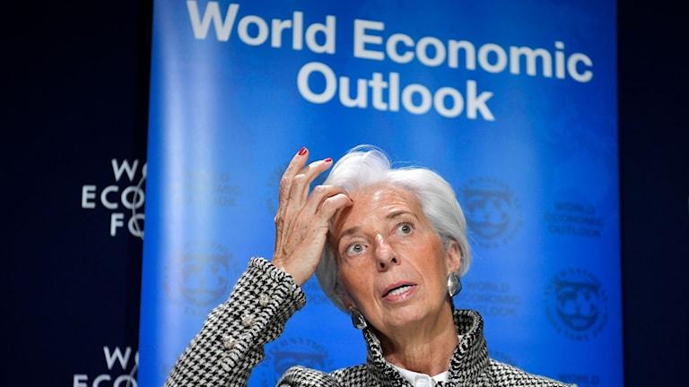 IMF om världsekonomi
