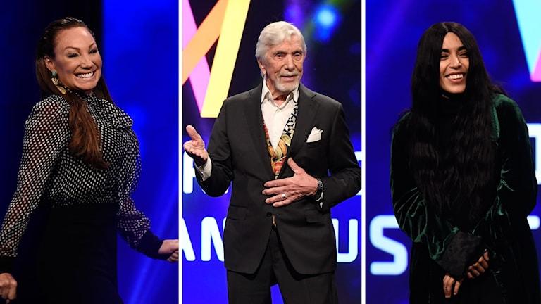 Charlotte Perrelli, Owe Thörnqvist och Loreen är några av de som återvänder till Melodifestivalen 2017.