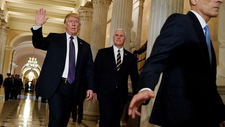 Trump och Pence