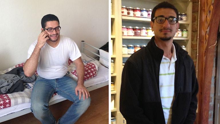 Jomrad Barafi och Maali Majed