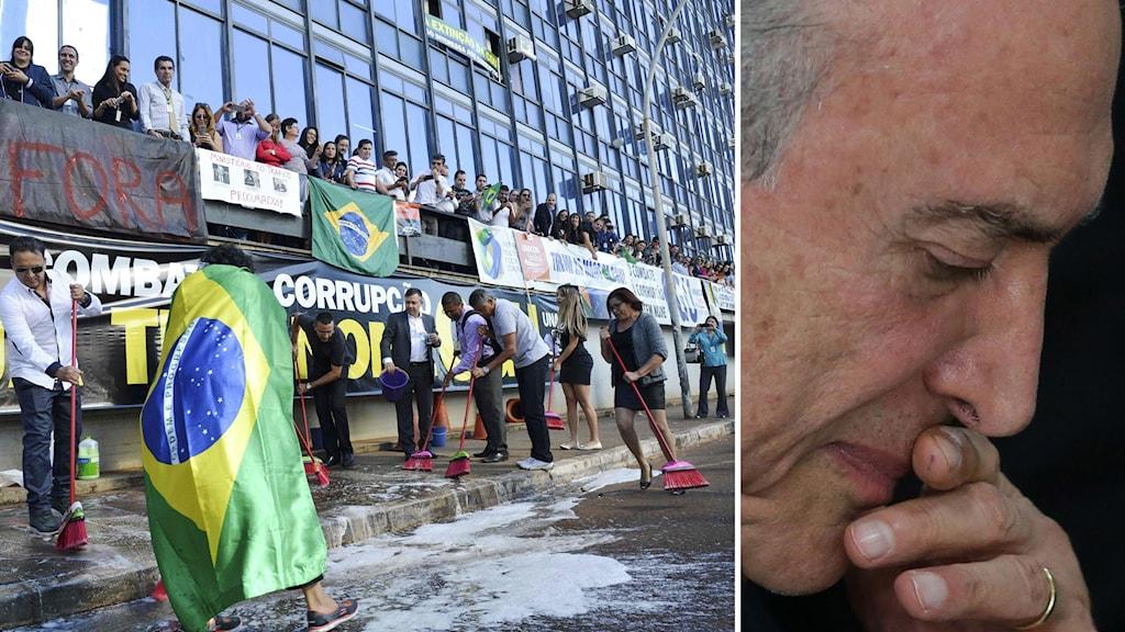 protester brasilien temer