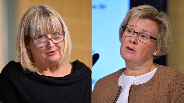 Mari Heidenborg blir ny justitiekansler och Petra Lundh tar över som riksåklagare.