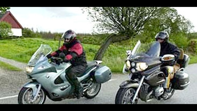 tung motorcykel ålder