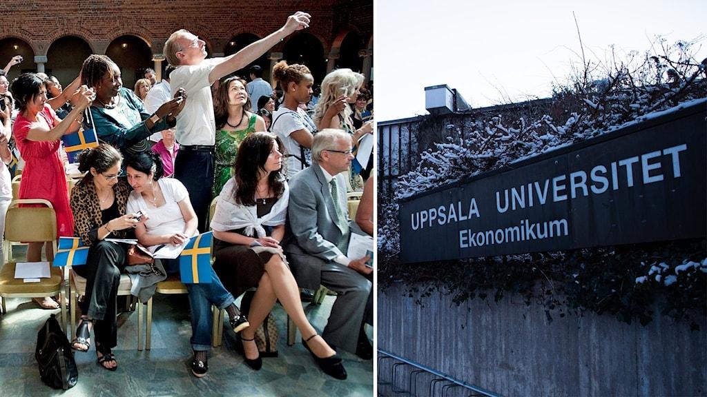 En rad universitet invänder mot att de skall genomföra proven.