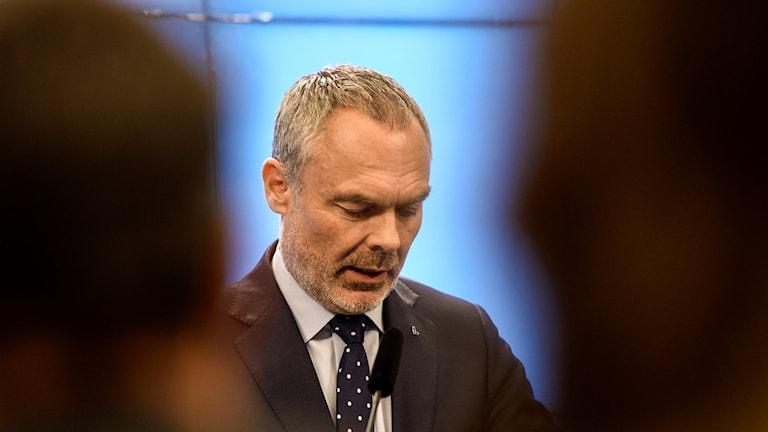 SCB: Stort tapp för liberalerna