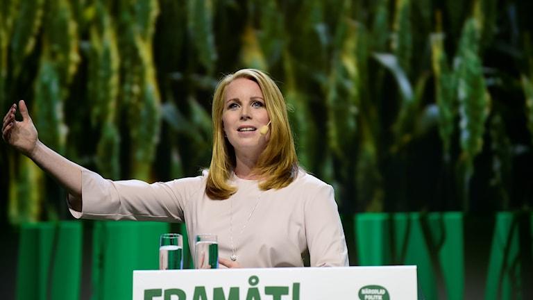 Annie Lööf, Centerpartiets partiledare