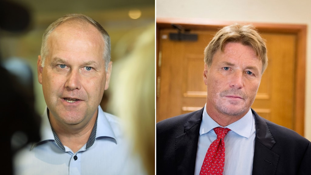 Jonas Sjöstedt, Thomas Bodström