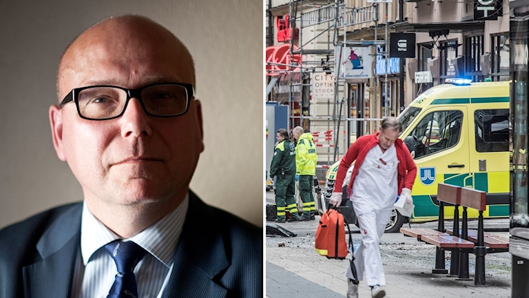 Terrorforskaren Magnus Ranstorp