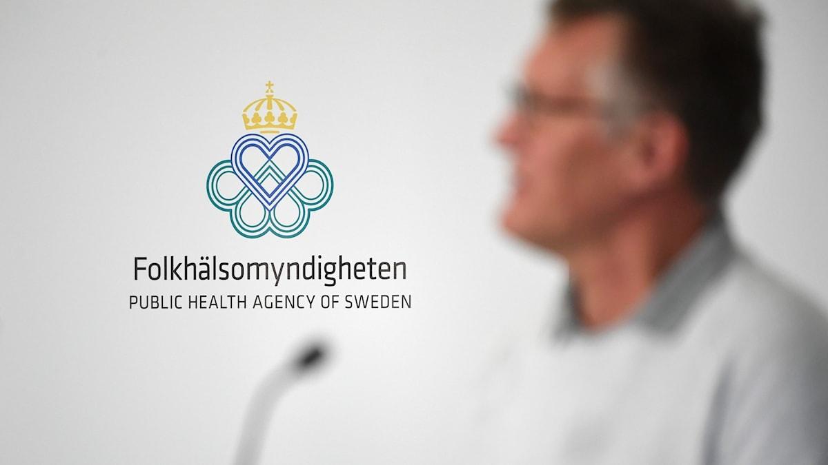 Folkhälsomyndighetens logga.