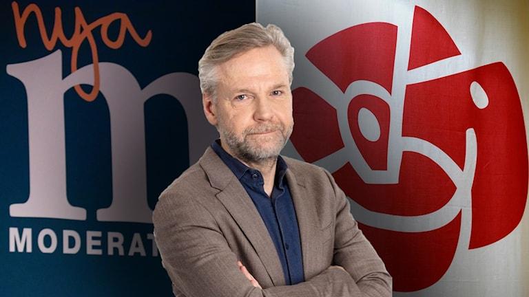 Sveriges Radios inrikespolitisk kommentator Tomas Ramberg