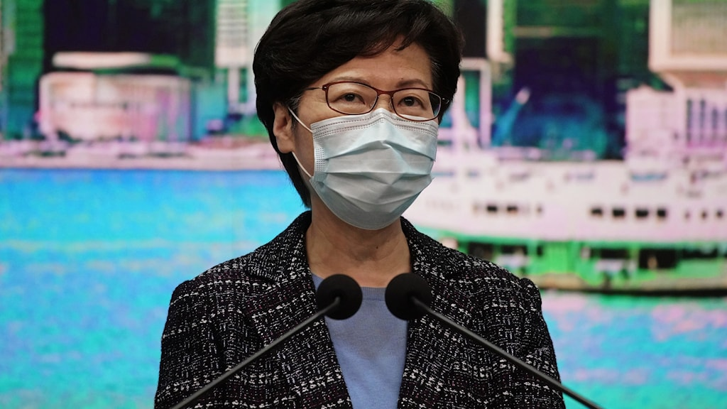 Virus Outbreak Hong Kong