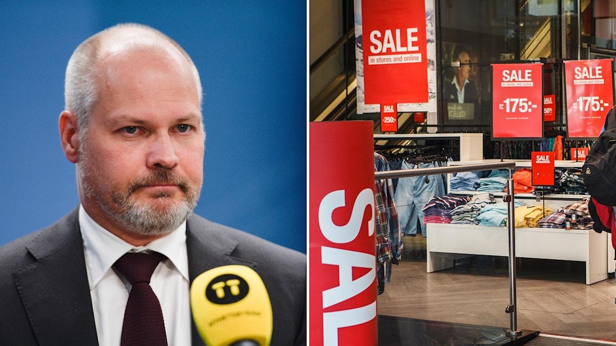 Minister gick på mellandagsrea – trots uppmaning - Nyheter (Ekot) |  Sveriges Radio