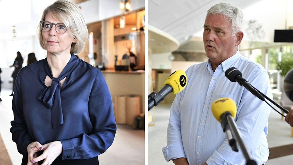 elisabeth svantesson och Anders W Jonsson
