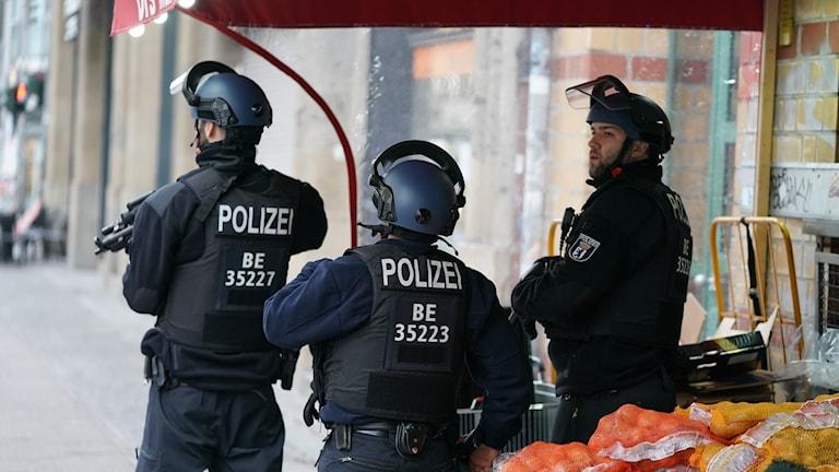 Polis Tyskland