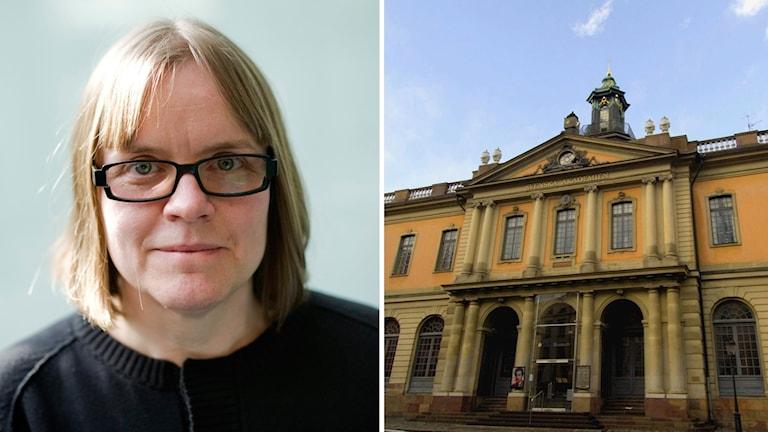 Författaren Lotta Lotass