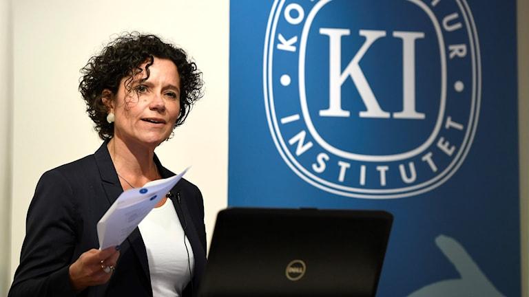 Ylva Hedén Westerdahl, prognoschef Konjunkturinstitutet