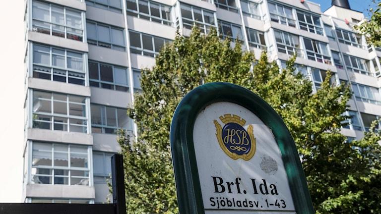 Bostadsrättsförening Ida